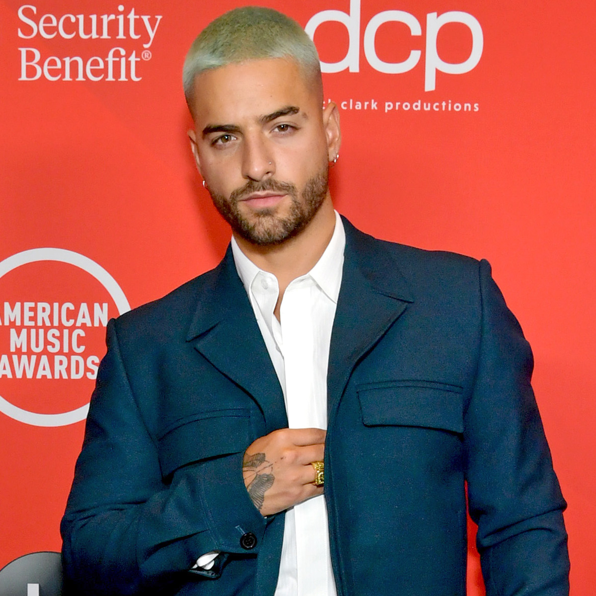 "Why Maluma Says It's ""Very Hard"" for Him to Make Friends in the Music Industry"