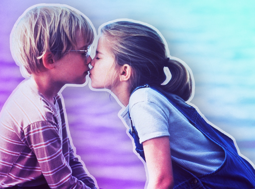 Should first i have my kiss what age 7 'Lip