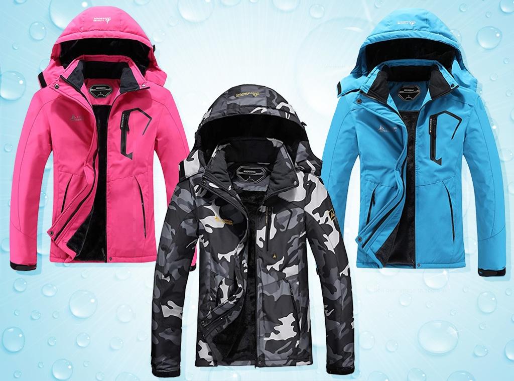 E-Comm: This $65 Waterproof Ski Jacket Has 3,743 5-Star Amazon Reviews