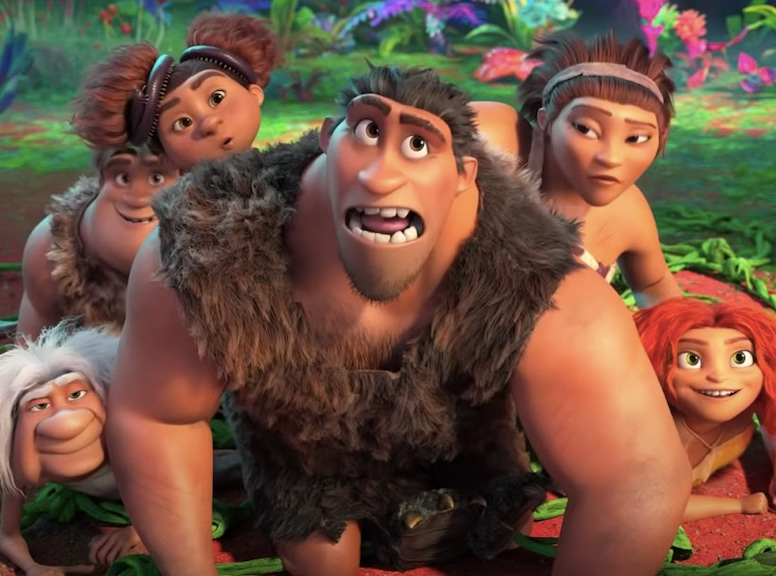 The Croods: A New Age, Ryan Reynolds