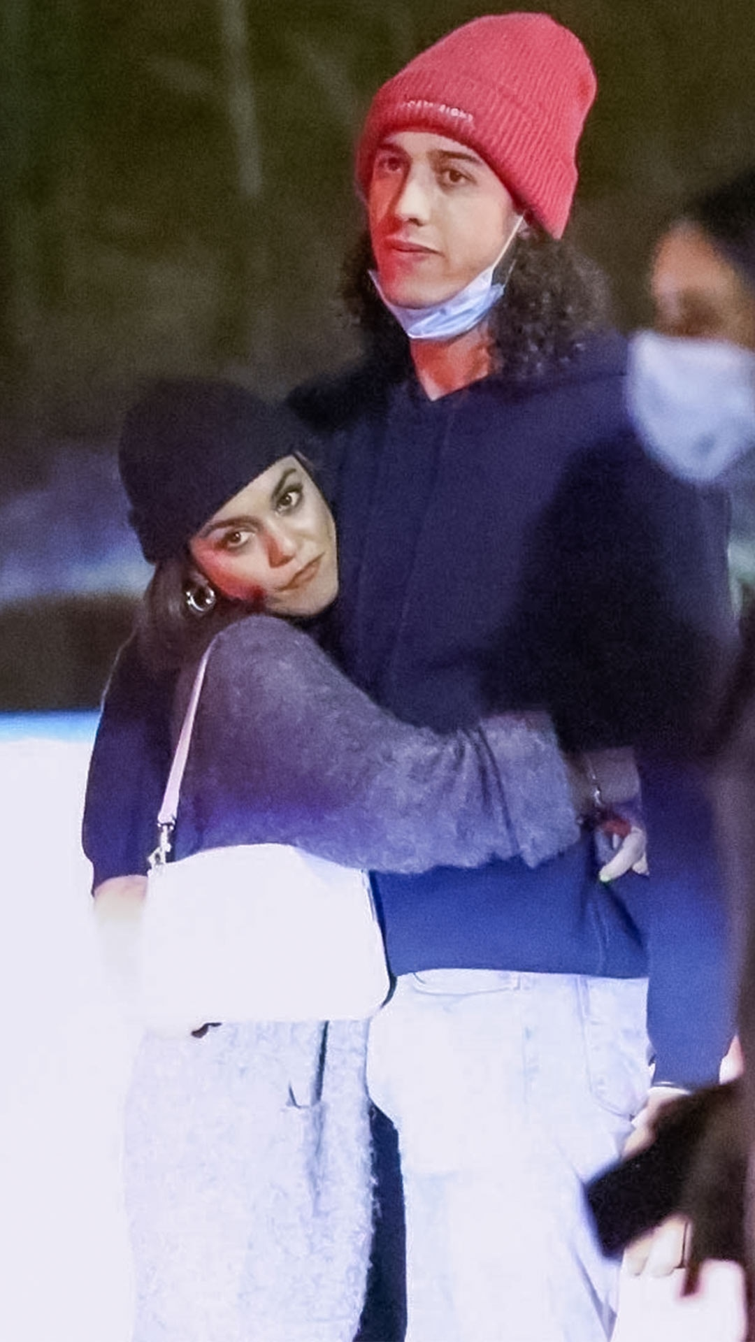 Vanessa Hudgens and Cole Tucker Are Exclusive After Ringing in 2021 - E!  Online