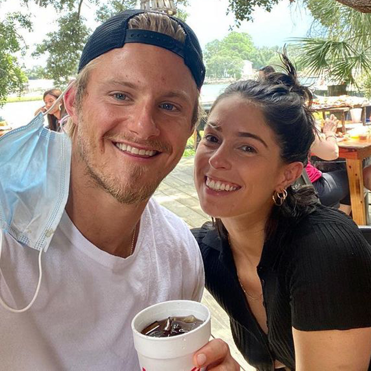 "Hunger Games' Alexander Ludwig Marries Lauren Dear After They ""Decided to Elope"""