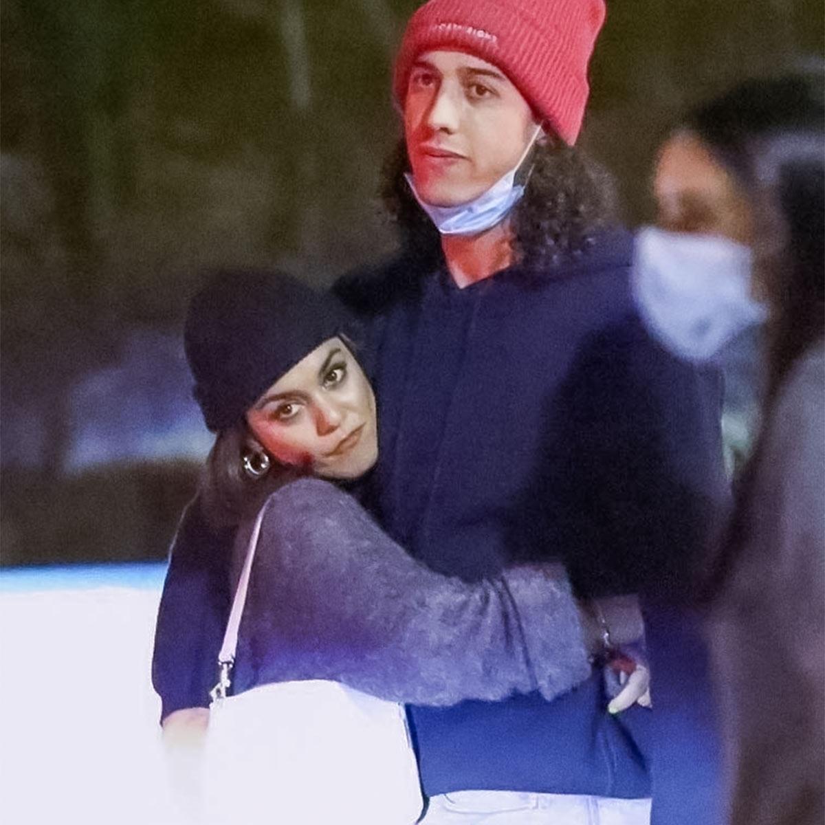 Resultado de imagen para Vanessa Hudgens makes Cole Tucker romance Instagram official!