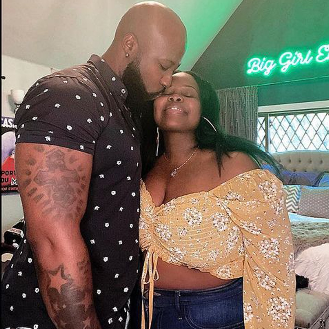 Glee's Amber Riley Is Engaged to Boyfriend Desean Black: See Her Ring