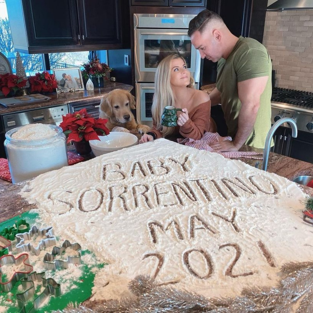 "Jersey Shore's Mike ""The Situation"" Sorrentino and Wife Lauren Expecting Baby – E! NEWS"