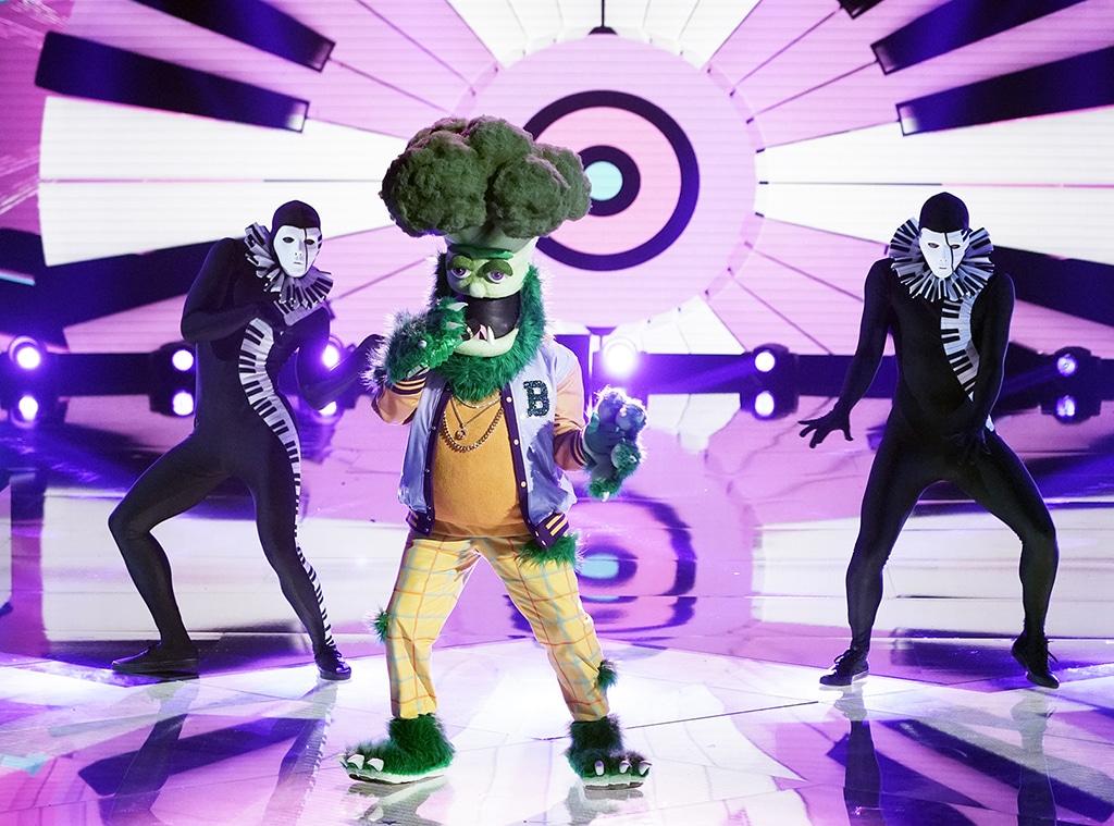 The Masked Singer, Broccoli