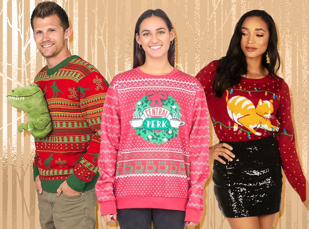 E-Comm: Ugly Christmas Sweaters
