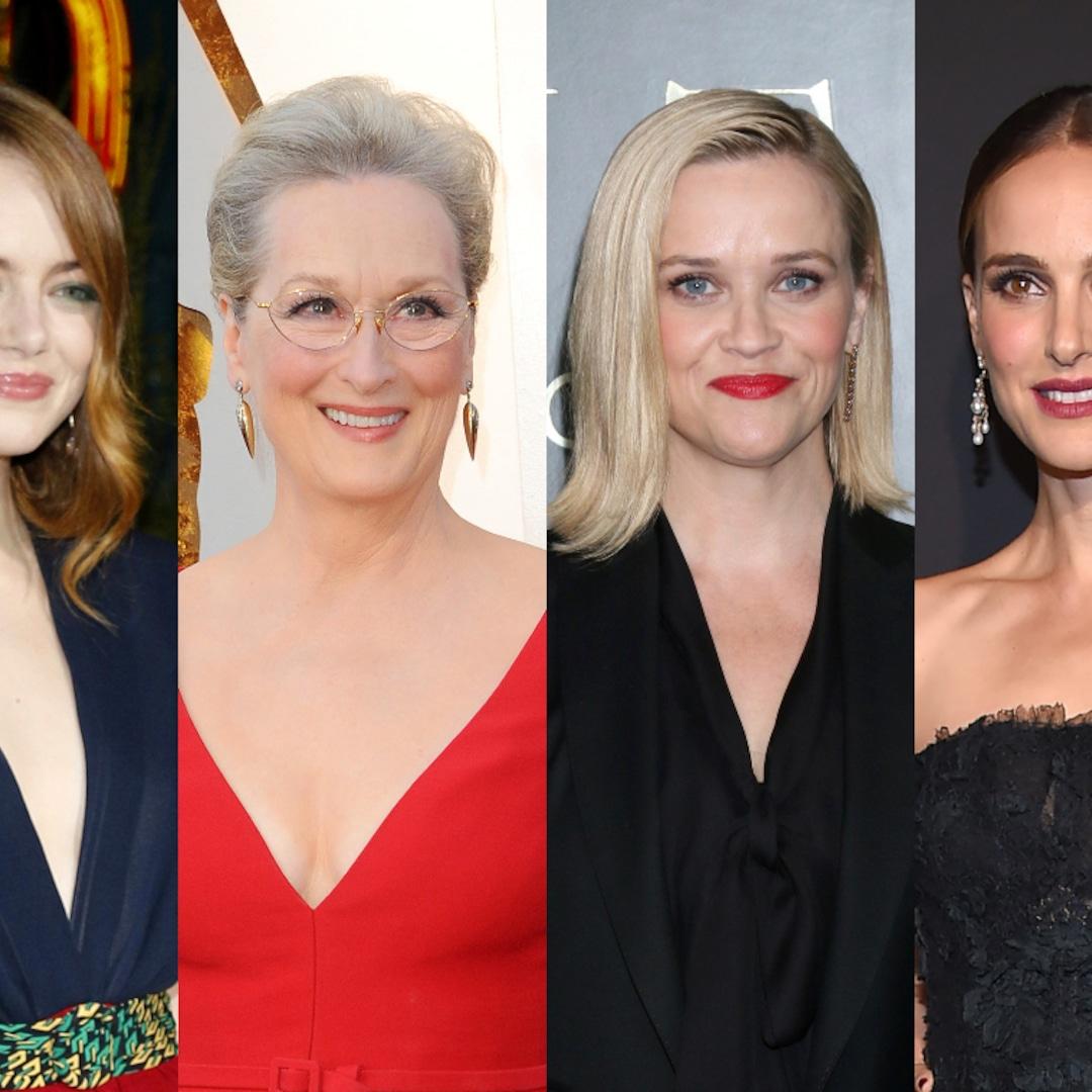 15 actrices que no sabías que usan nombres artísticos - E! Online