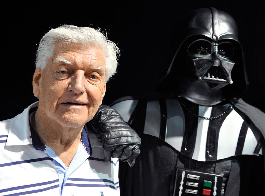 David Prouse, Darth Vader