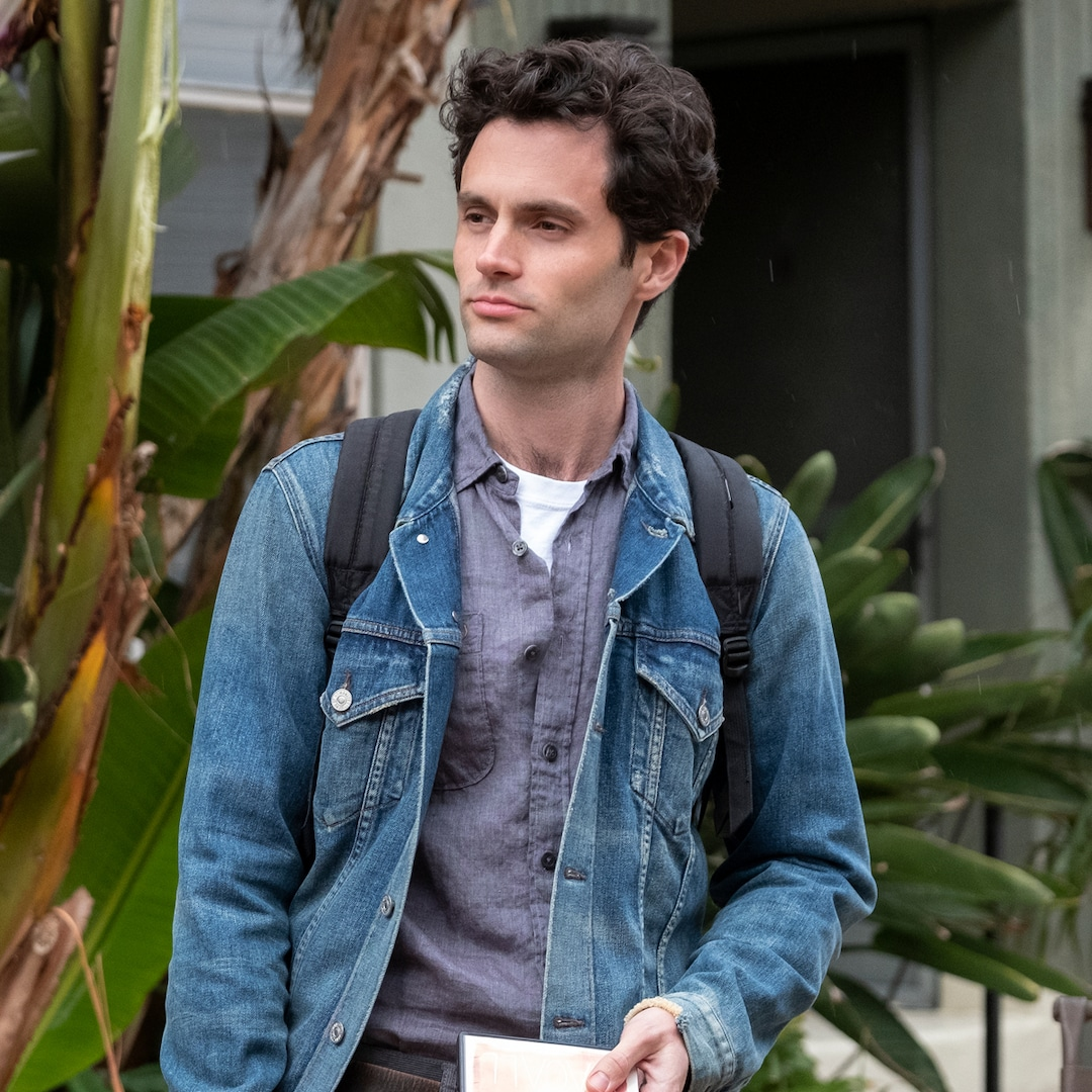 """Why Penn Badgley Is the """"Perfect Actor to Play a Serial Killer"""" on You – E! Online"""