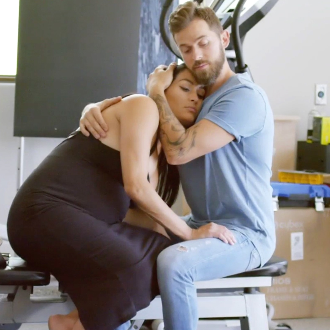 Pregnant Nikki Bella Faces Medical Scare With Baby Matteo in Total Bellas Sneak Peek