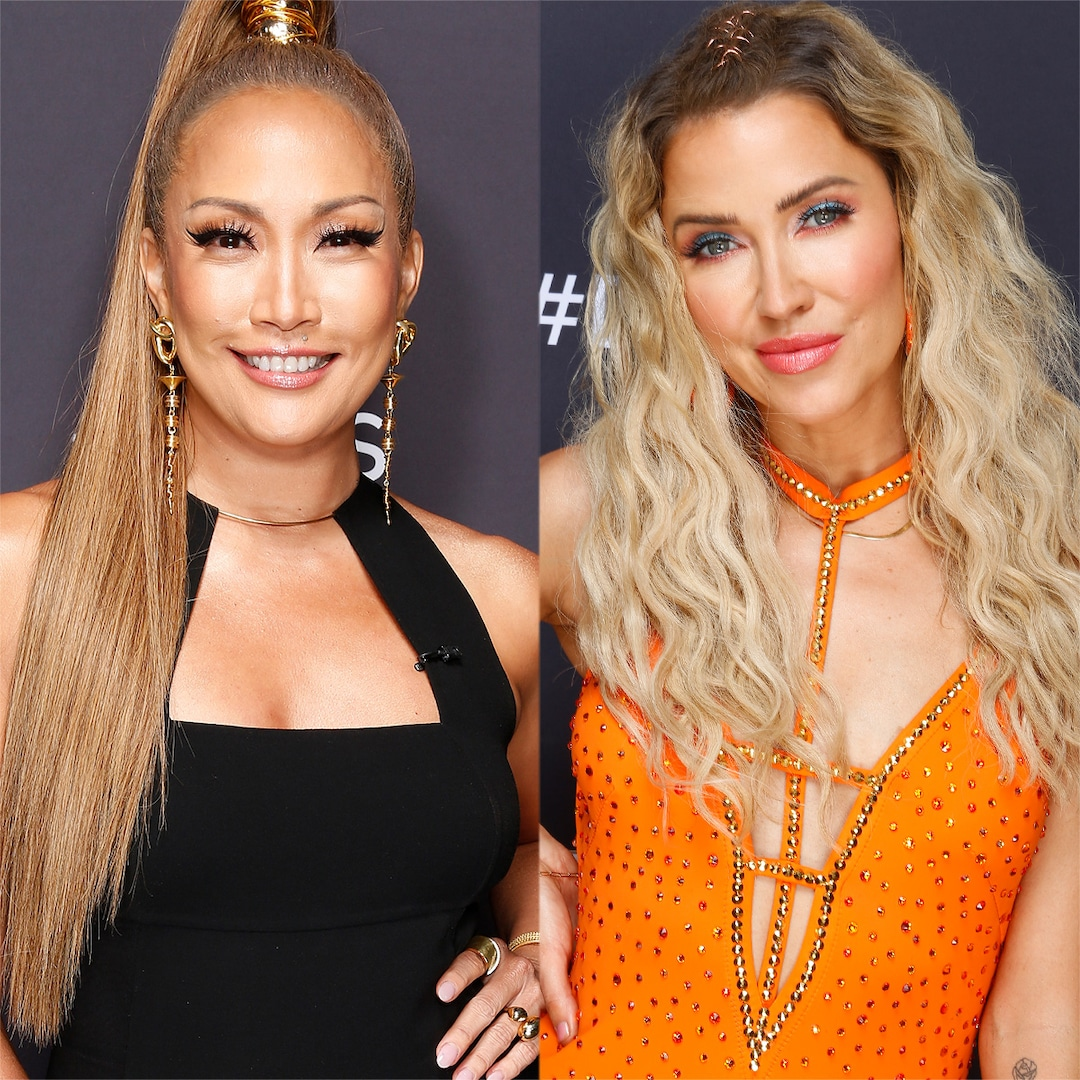"""DWTS' Carrie Ann Inaba Says She's Being """"Bullied"""" for Unfairly Judging Kaitlyn Bristowe – E! NEWS"""