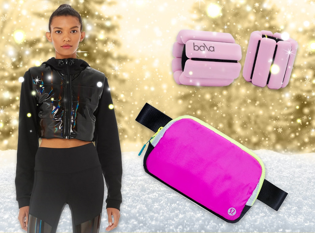 E-Comm: Holiday Gift Guide, 15 Gifts for the Fitness Buff
