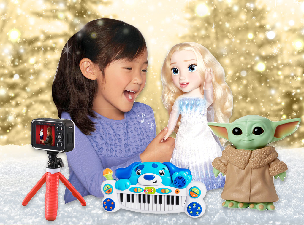E-Comm: HGG, Walmart's 36 Hottest Holiday Toys