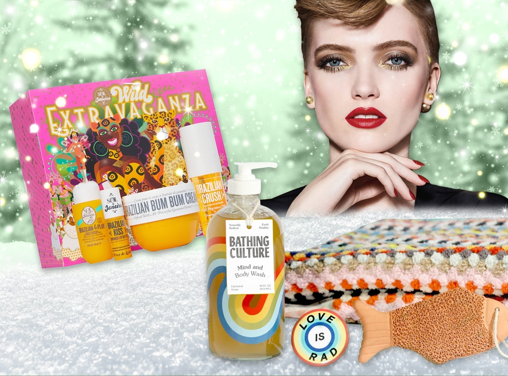 E-Comm: Holiday Gift Guide, For the Beauty Lover 2020