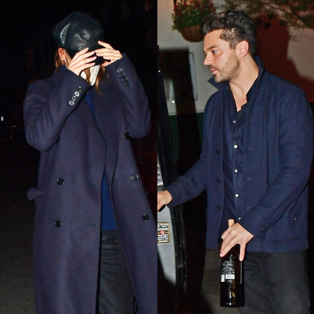 Lily James Dines With Dominic Cooper in First Public Sighting Since Dominic West Drama – E! NEWS