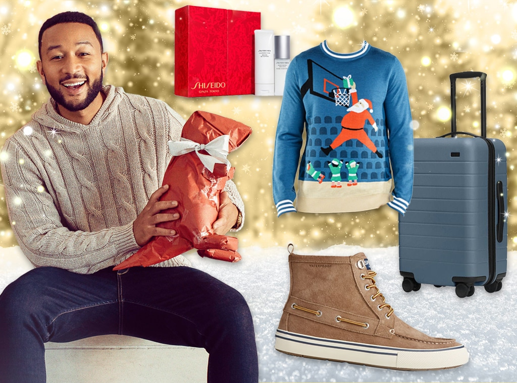 E-Comm: HGG, Holiday Gift Guide, Gifts for Men