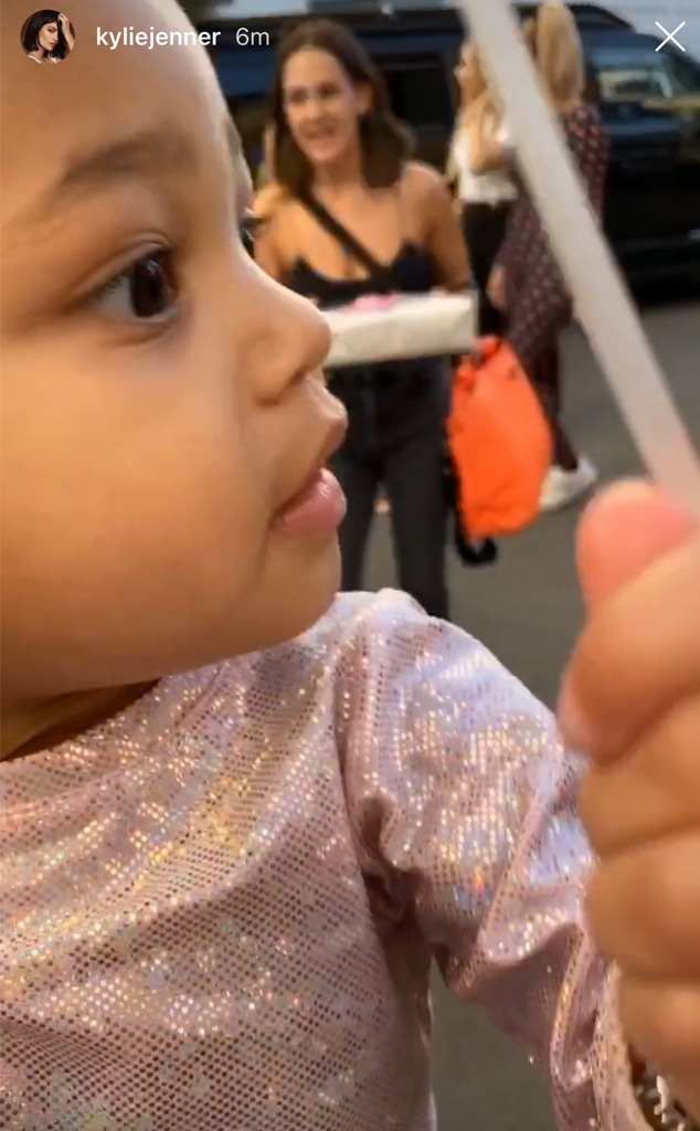 Kylie Jenner, Stormi Webster, 2nd birthday, Instagram