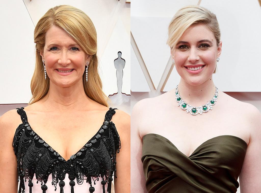 Laura Dern, Greta Gerwig, 2020 Oscars