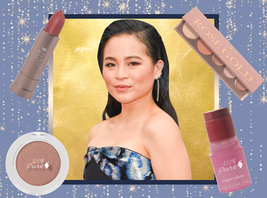 Kelly Marie Tran, 2020 Oscars Beauty Breakdown