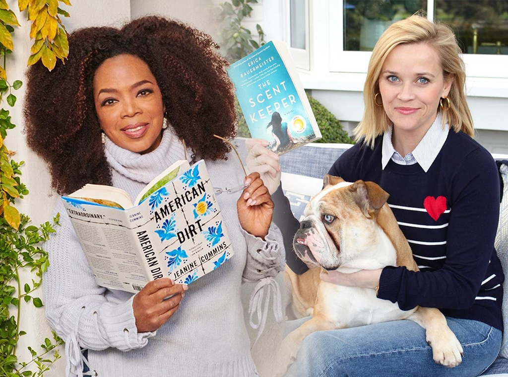 E-Comm: Celebrity Feb 2020 Books Club Picks