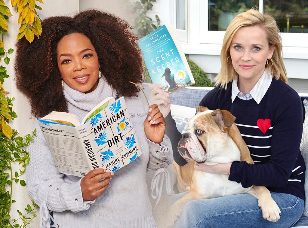 E-Comm: Celebrity Feb 2020 Books Club Picks