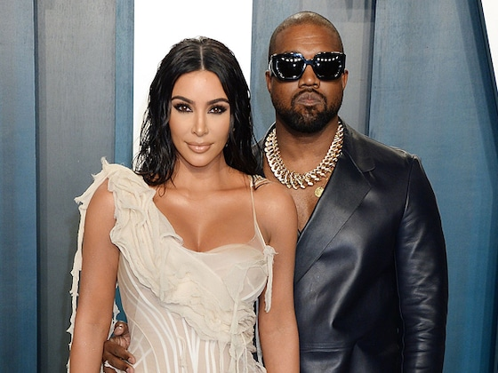 """Inside Kim Kardashian and Kanye West's """"Relaxing"""" Valentine's Day Vacation"""