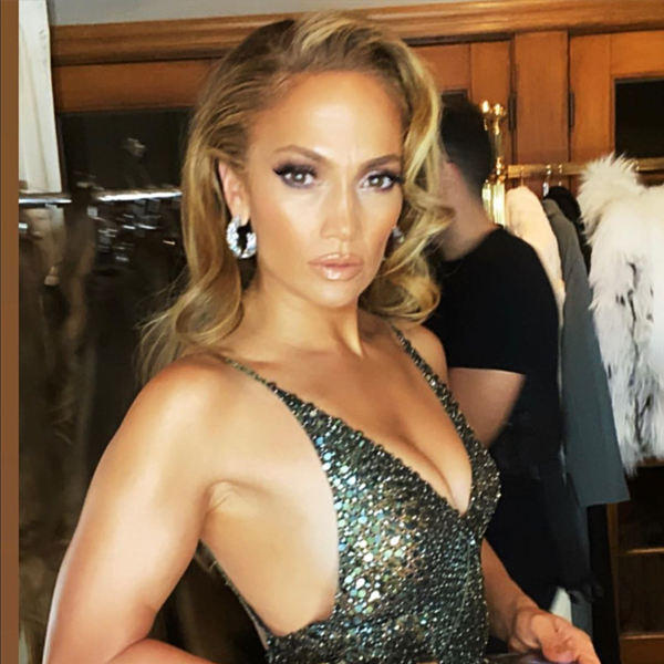 Jennifer Lopez's Oscars After Party Look Is, Of Course, Stunning
