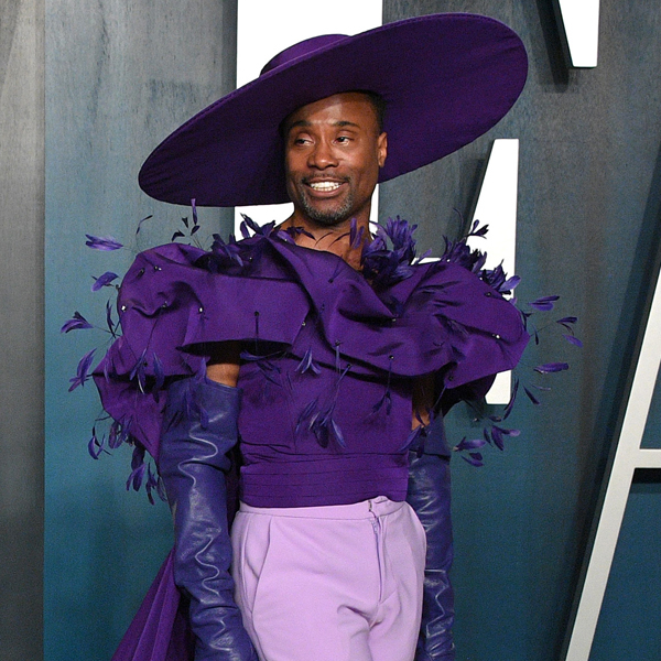 Billy Porter's Regal Oscars After Party Look Does Not Disappoint