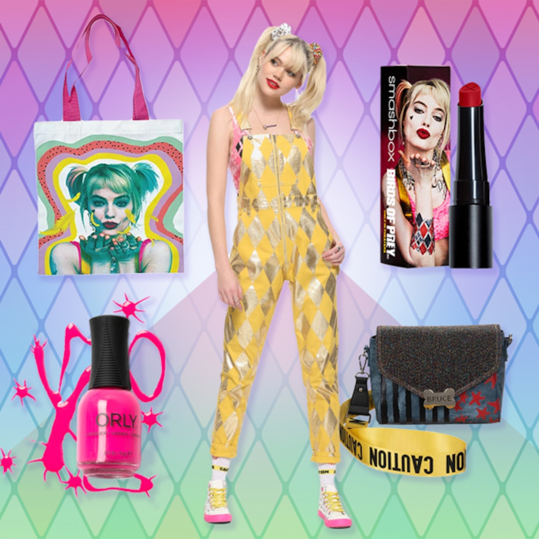 This Harley Quinn Mayhem Merch Is The Answer To Your Preyers E Online Ca