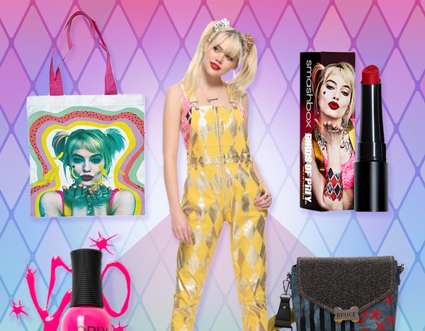 This Harley Quinn Mayhem Merch Is the Answer to Your Preyers