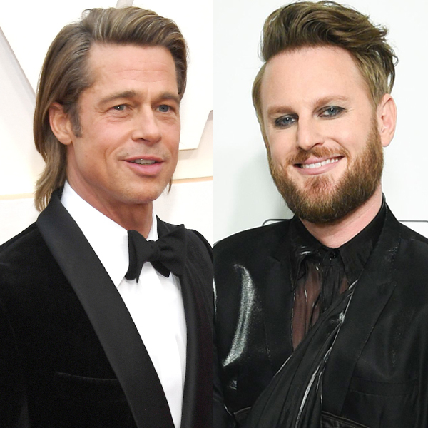 Queer Eye Star Bobby Berk Reveals His Personal Connection to Brad Pitt