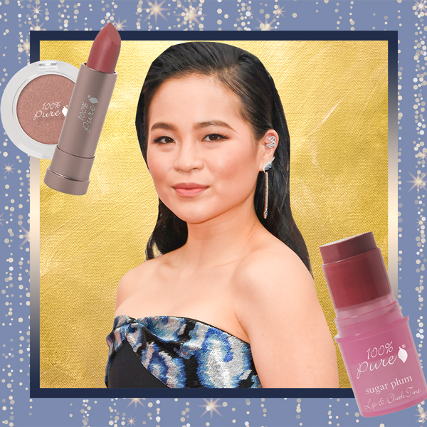 Get Kelly Marie Tran's Clean Beauty Look From the 2020 Oscars
