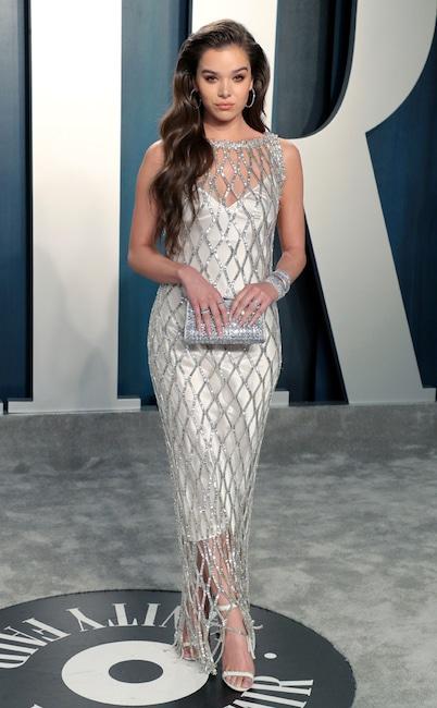 Hailee Steinfeld, 2020 Vanity Fair Oscar Party