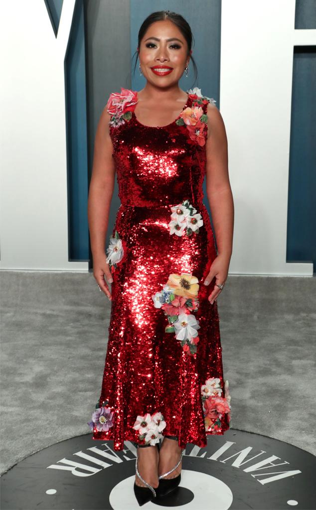 Yalitza Aparicio, 2020 Vanity Fair Oscar Party