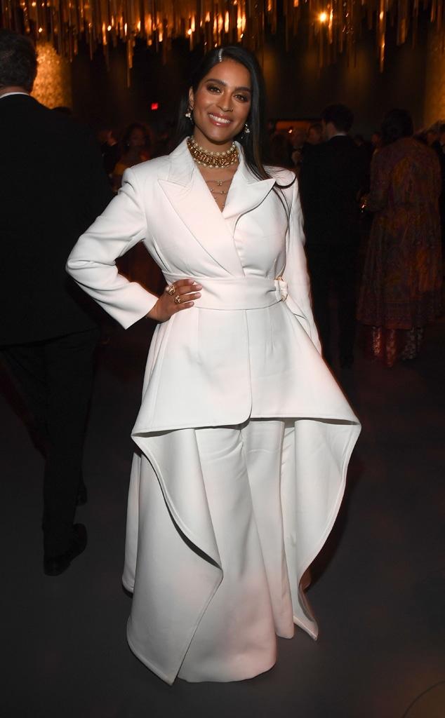 Lilly Singh, 2020 Oscar Party, Inside