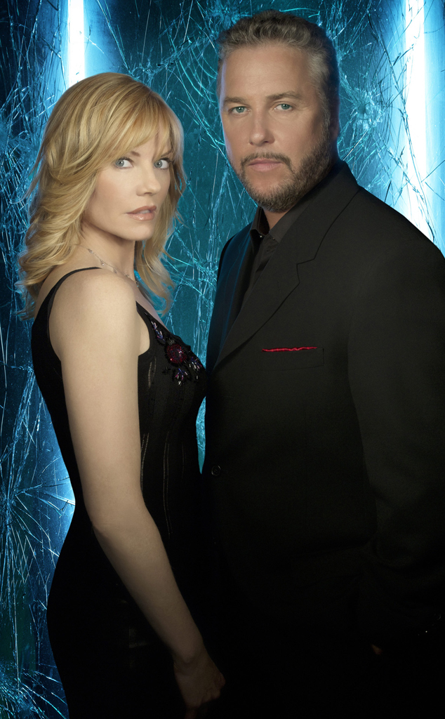 William Petersen, Marg Helgenberger, CSI: CRIME SCENE INVESTIGATION