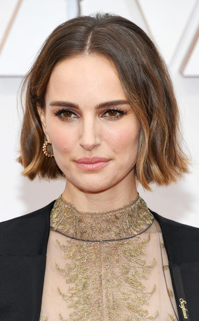 Natalie Portman, 2020 Oscars, Beauty