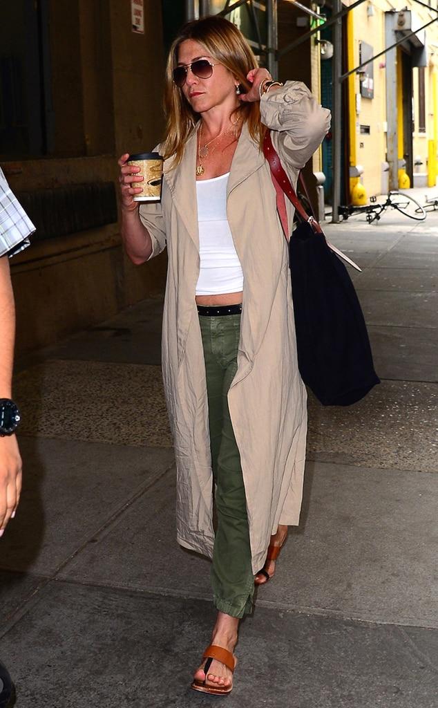 Jennifer Aniston, Basic Style