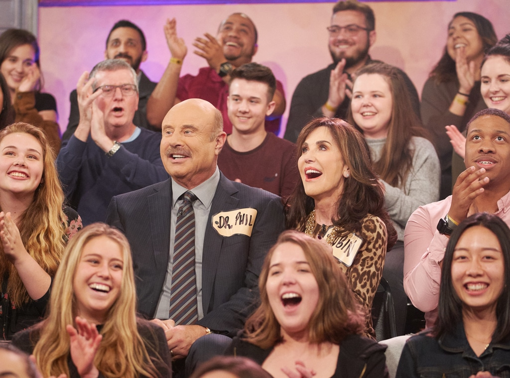 Dr. Phil, The Late Late Show 2020