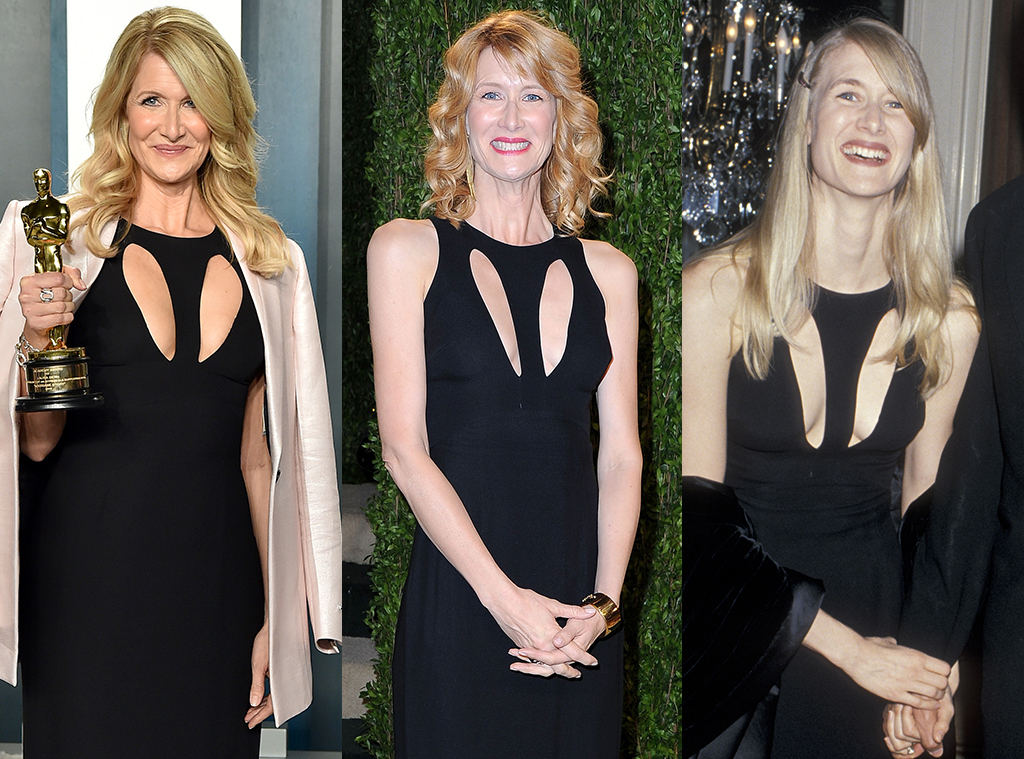 Laura Dern, Vanity Fair Oscars Party, Dress