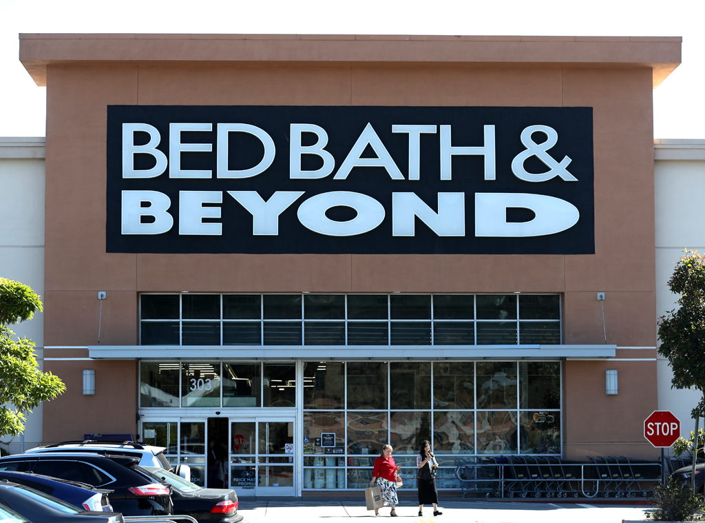 Bed Bath and Beyond Store Front
