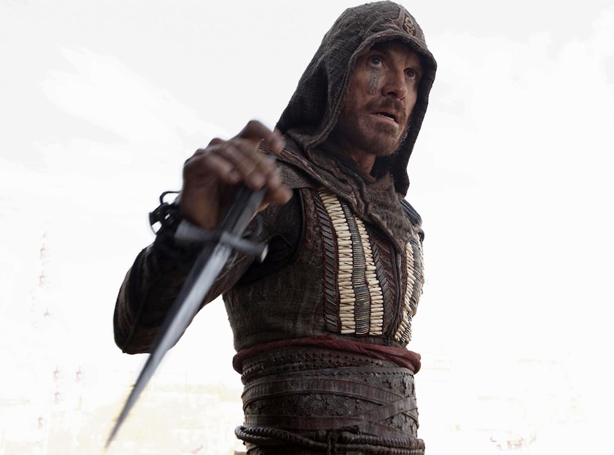 Michael Fassbender, Assassin's Creed, video game movies