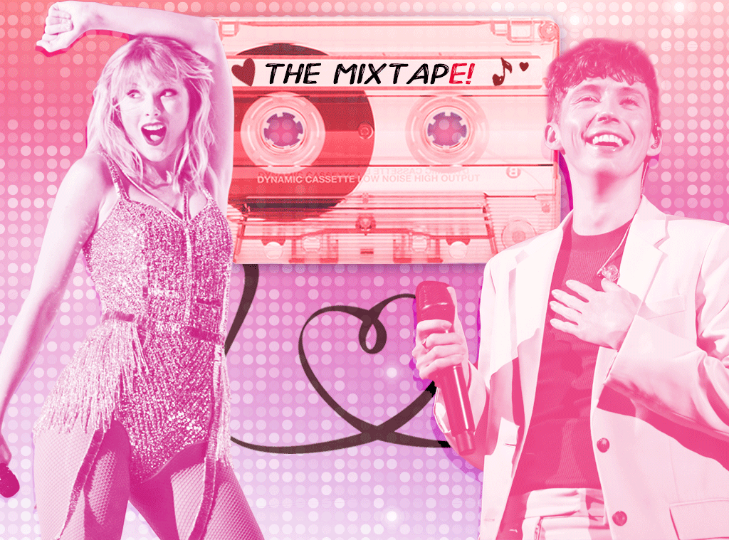 The MixtapE!, Valentine's Day, Taylor Swift, Troye Sivan