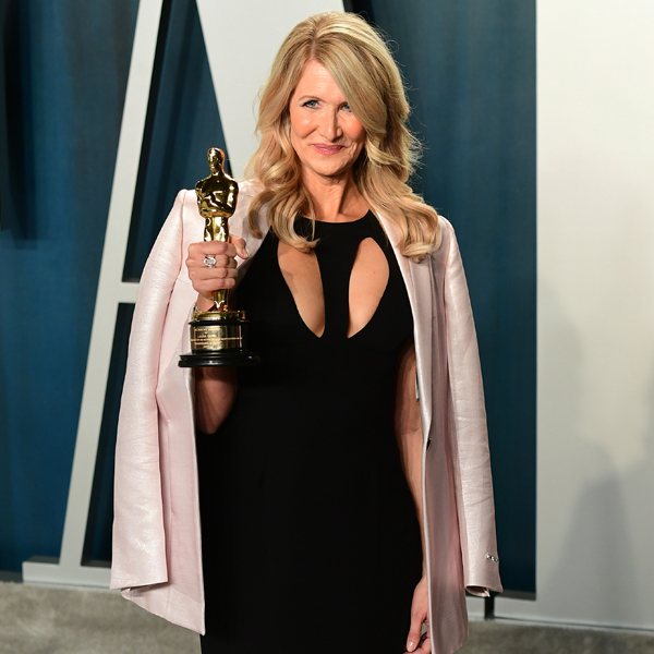Laura Dern Recycles Her Oscars After Party Dress For the 3rd Time