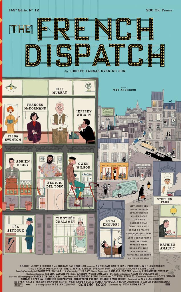 The French Dispatch - Timothée Chalamet