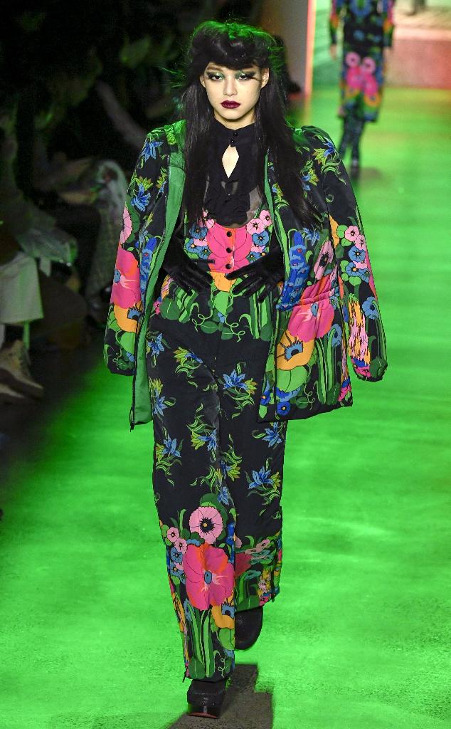 Best Looks at Fashion Week, Fashion Week Widget, Anna Sui