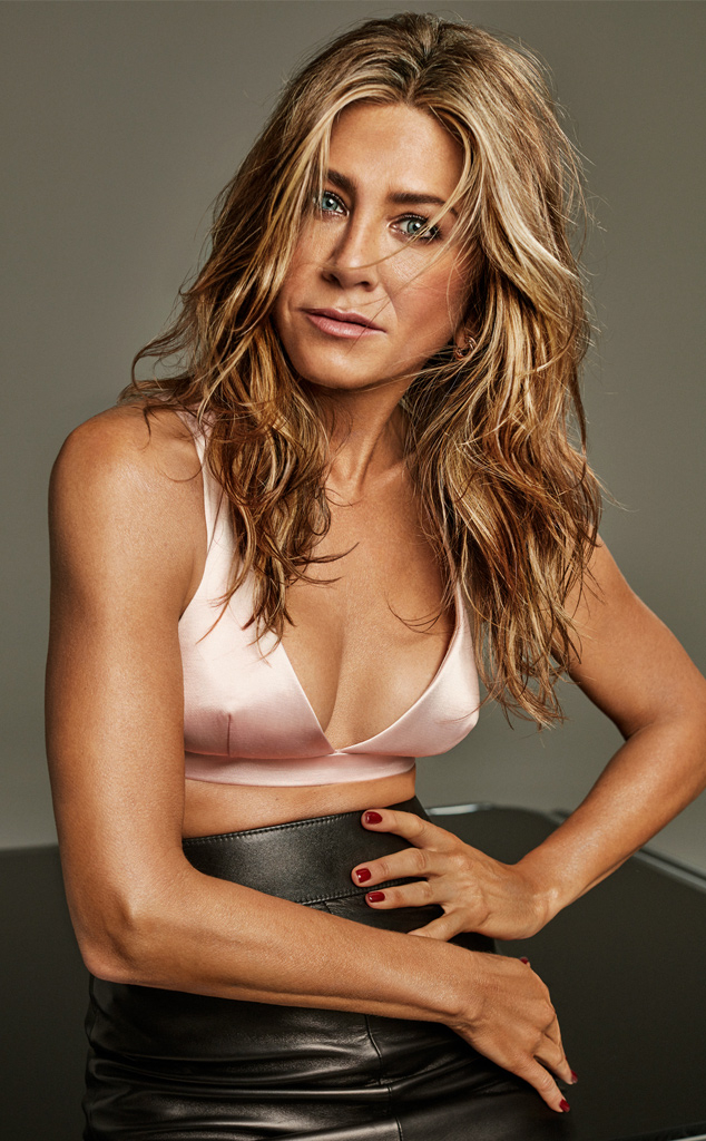 Jennifer Aniston, Interview Magazine
