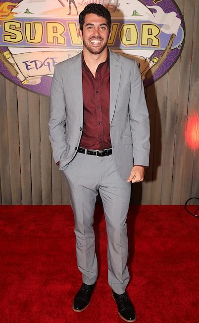 Chris Underwood, Survivor - Season 38