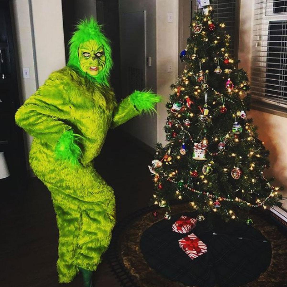 This TikTok Star Has Recreated The Grinch Scene-By-Scene & It's Saving Christmas